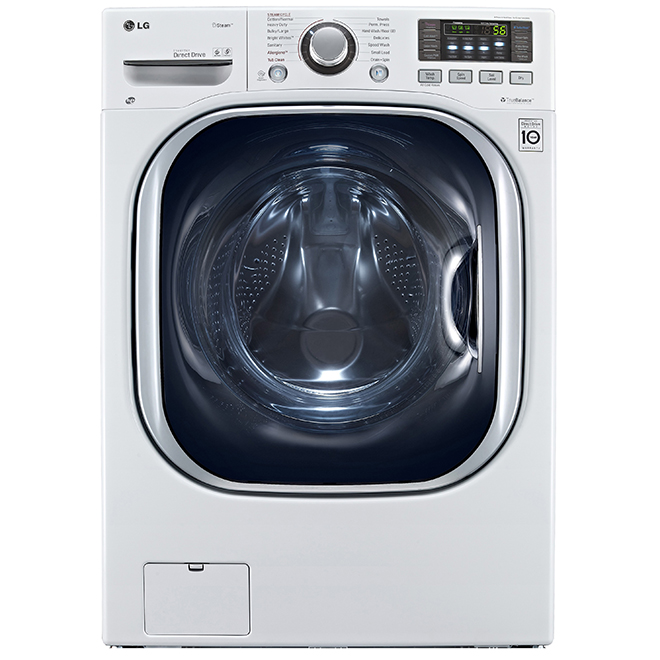 "All-in-One 27"" Front Load Washer and Dryer - 5 cu. ft. - White"