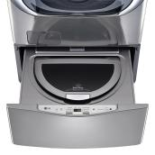 SideKick(TM) Pedestal Washer - 1.0 cu. ft. - Stainless Steel