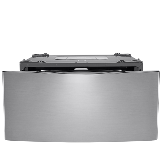 SideKick(TM) Pedestal Washer - 1.1 cu. ft. - Stainless Steel