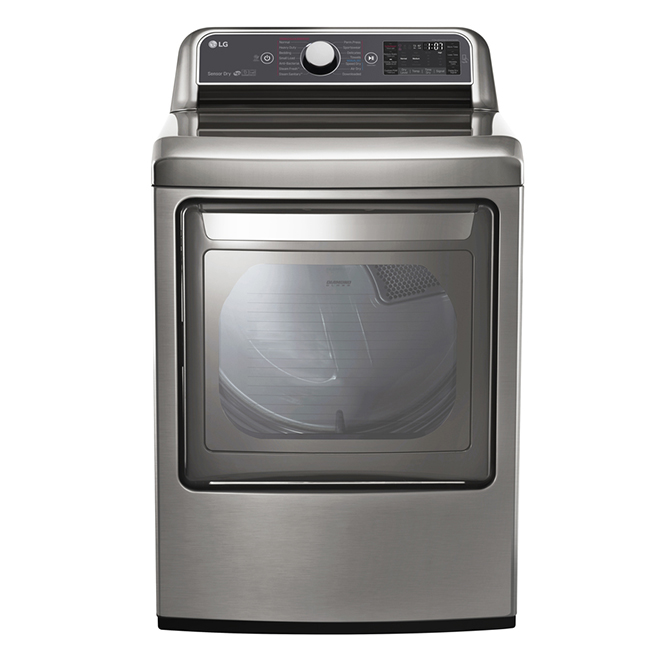 Electric Dryer with Easyload(TM) - 7.3 cu. ft.