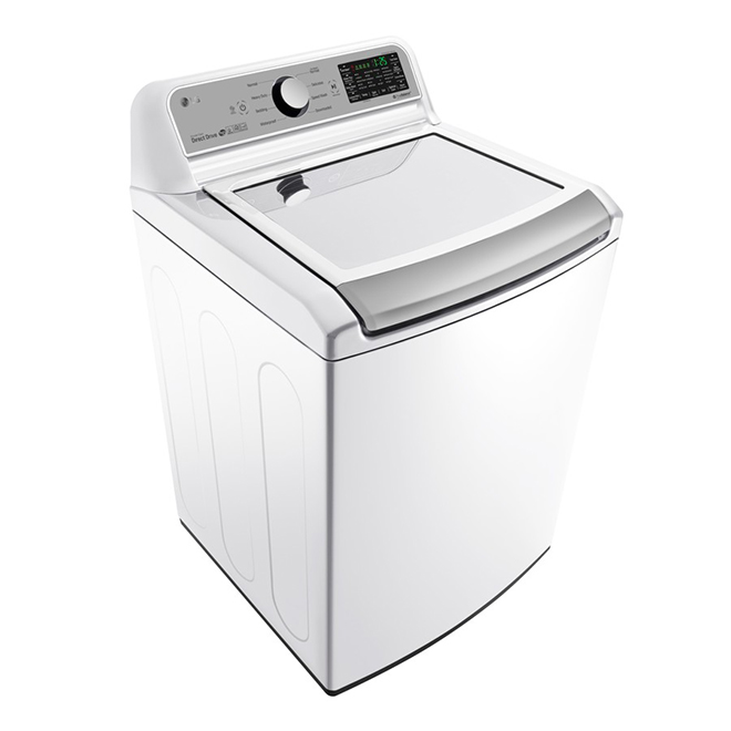Top Load Washer - 5.8 cu. ft. - White
