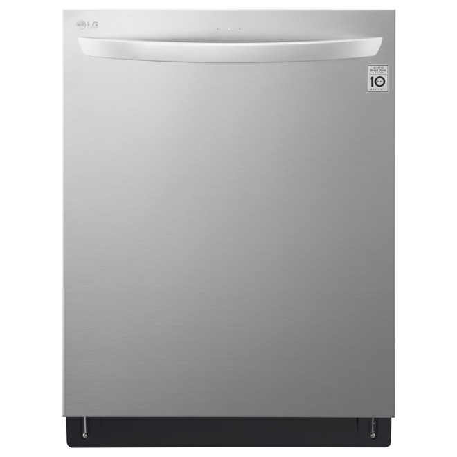 """Built-In Dishwasher with SmartThinQ(TM) - 24"""" - Stainless"""
