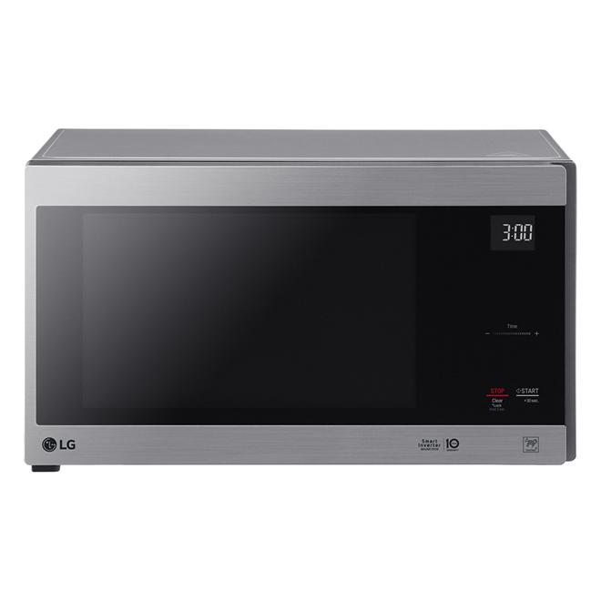 Countertop Microwave - 1.5 cu. ft. - Stainless Steel