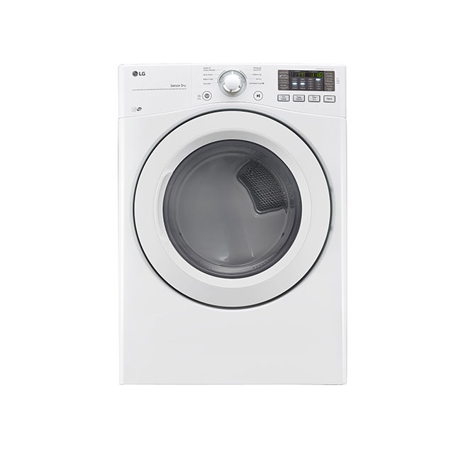 Electric Dryer with Sensor Dry and NFC Tag-On - 7.4 cu. ft.