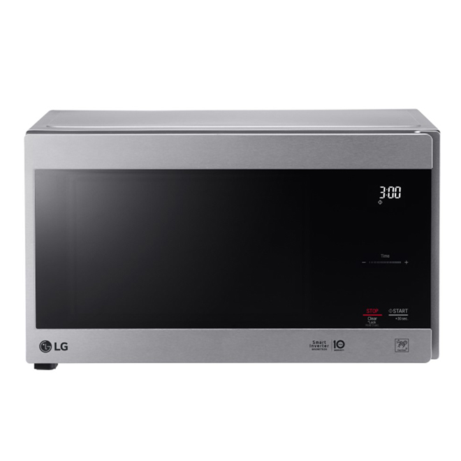 Counter Top Microwave Oven, 0.9 cu. ft. - SS - 1,000 W