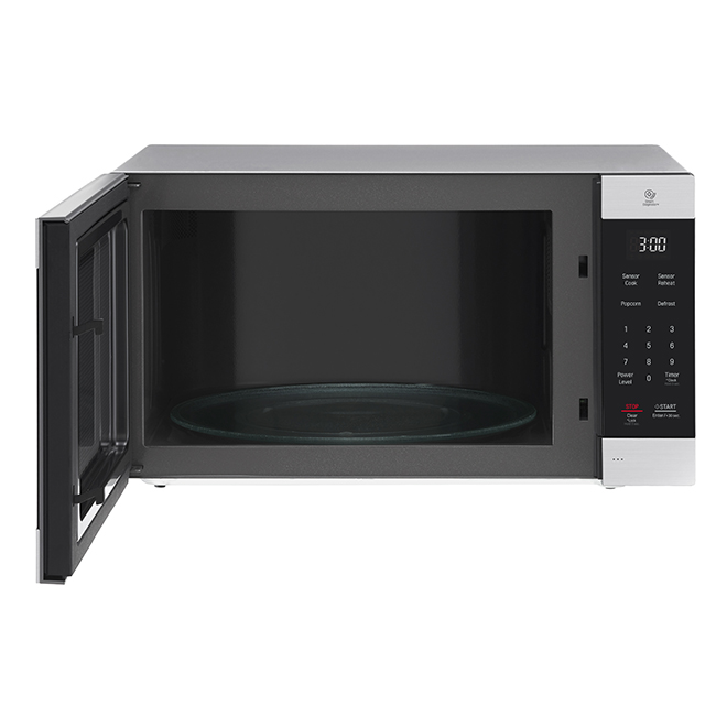 Counter Top Microwave Oven - 2 cu. ft. - SS - 1,200 W
