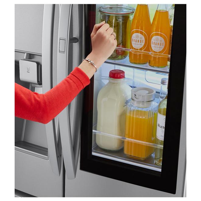 """French-Door Refrigerator with Door-in-Door - 36"""" - 30 cu. ft"""