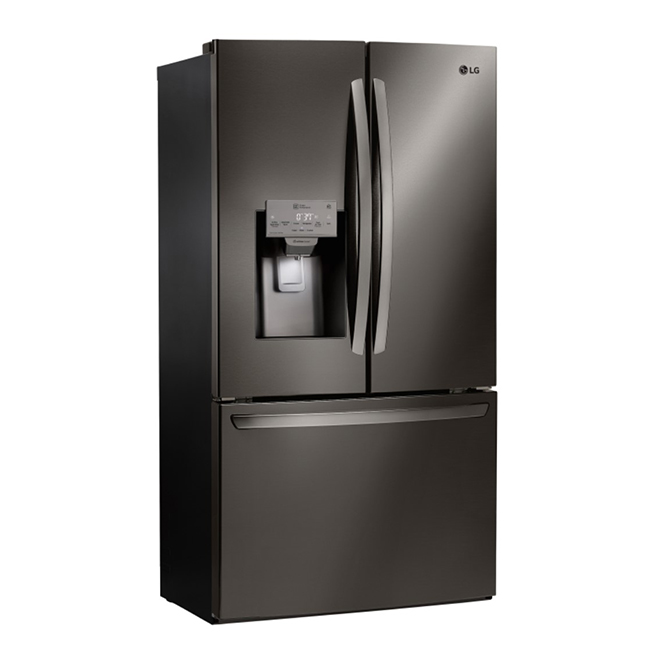 LG French-Door Refrigerator - 28 cu. ft. - Stainless Steel