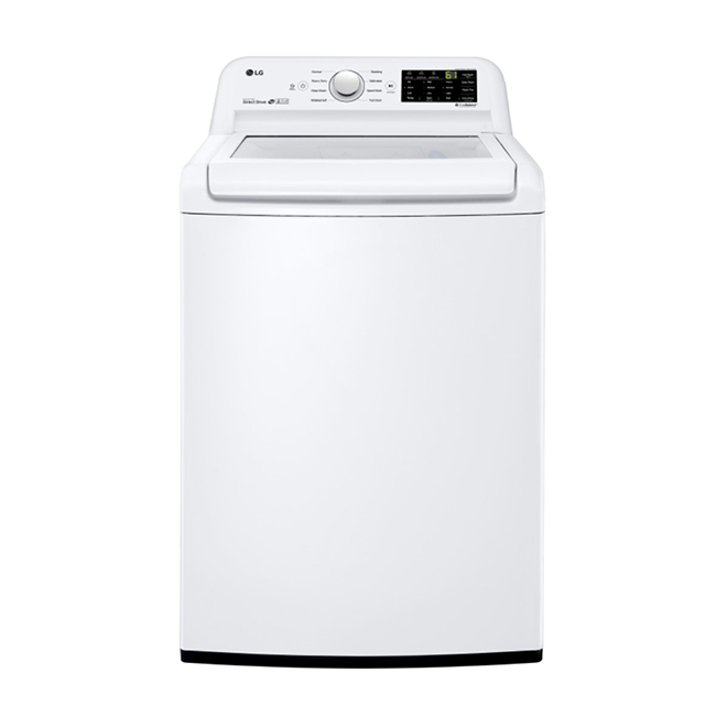Top Load Washer with 6Motion(TM) Technology - 5.2 cu. ft.
