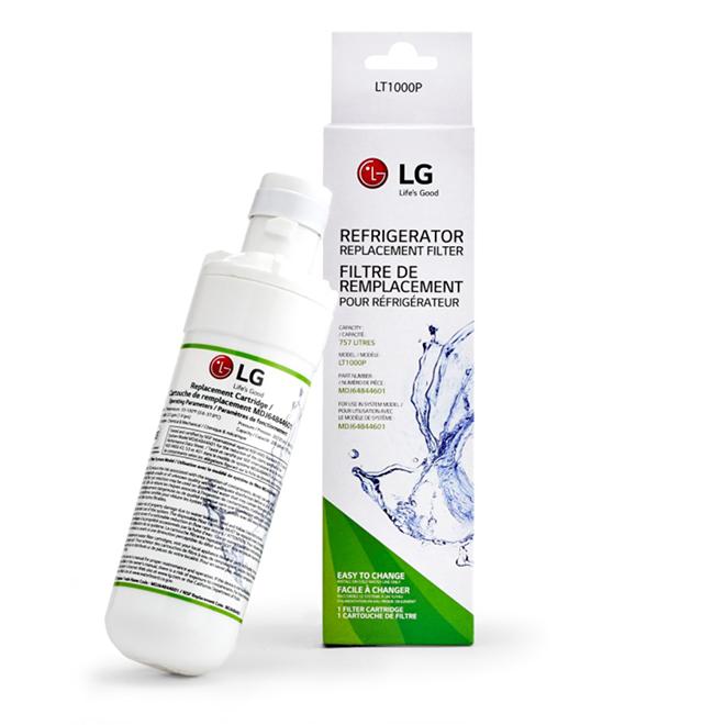 Filtre à eau pour réfrigérateur, LT1000P, 200 ga.