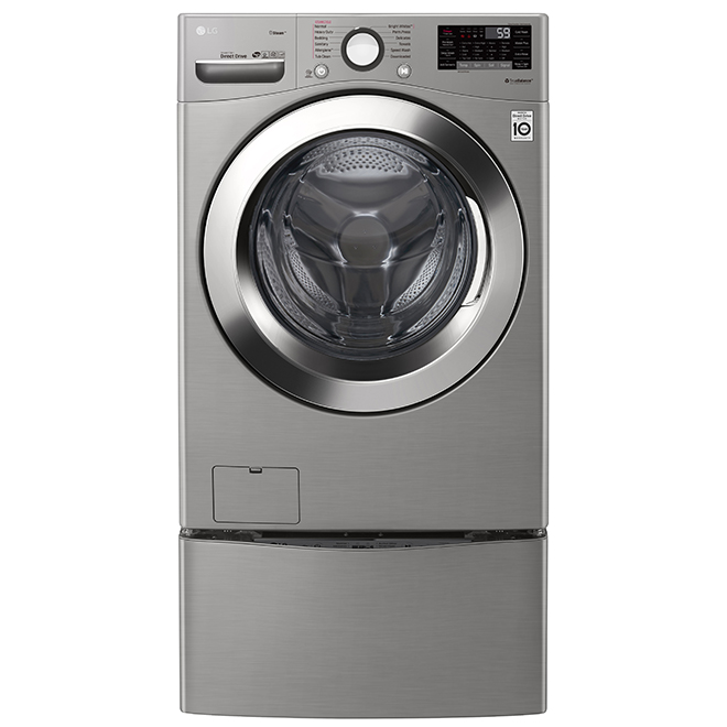Front-Load Washer with 6Motion(TM) - 5.2 cu. ft. - SS