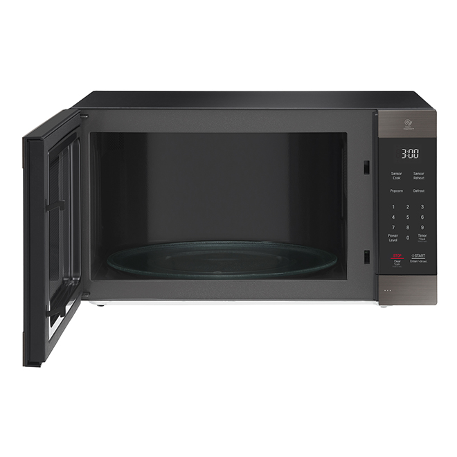 LG Countertop Microwave - 1200W - 2cu.ft. - Black Stainless
