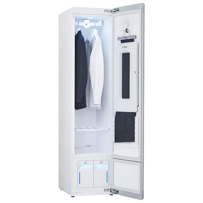 Styler Steam Clothing Care System - TrueSteam - Brown