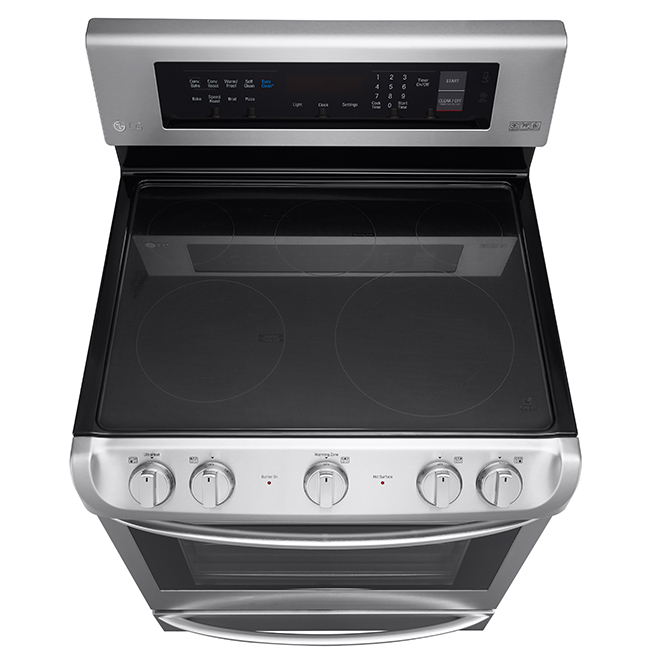 Free-Standing Range with ProBake(TM) - 6.3 cu. ft. - SS