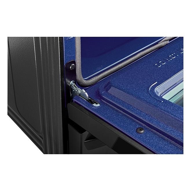 LG Built-In Gas Range - ProBake(R) - 6.3 cu. ft. - Black Matte