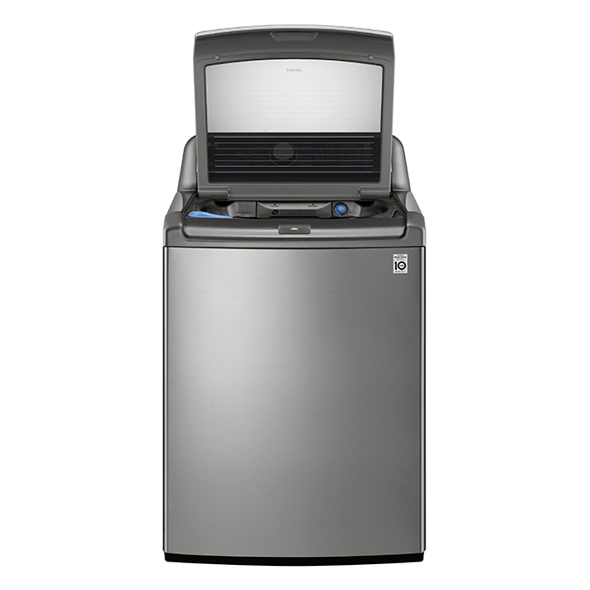 "LG Top-Load Washer - 27"" - 6.0 cu. ft. - Graphite"