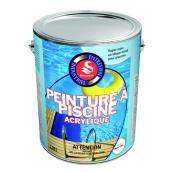 Peinture pour piscine 3,78 L