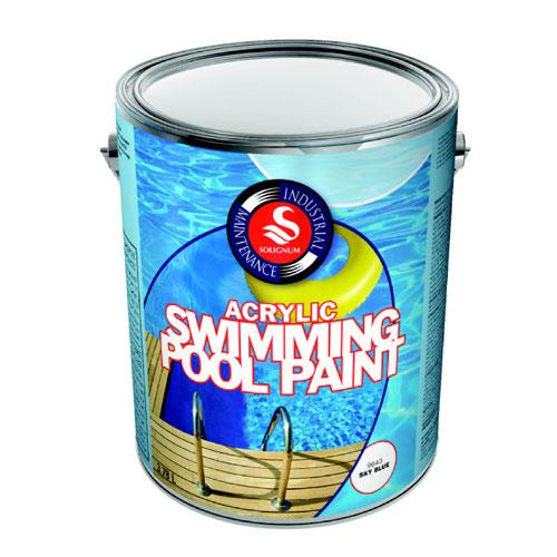 Swimming pool paint 3.78 L