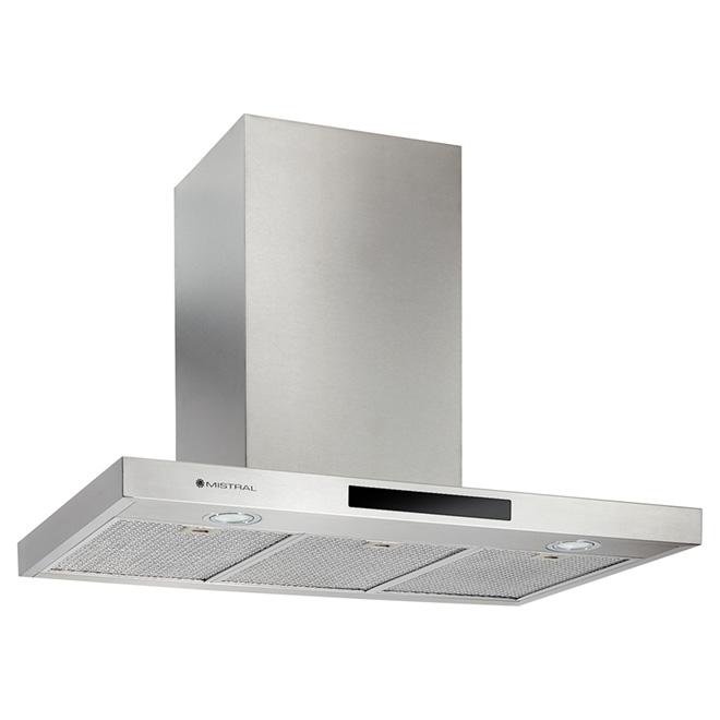 Range Hood - 30'' - 450 CFM - Stainless Steel