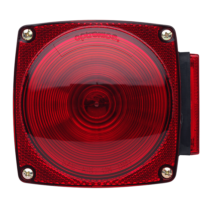 Right Tail Light - Red