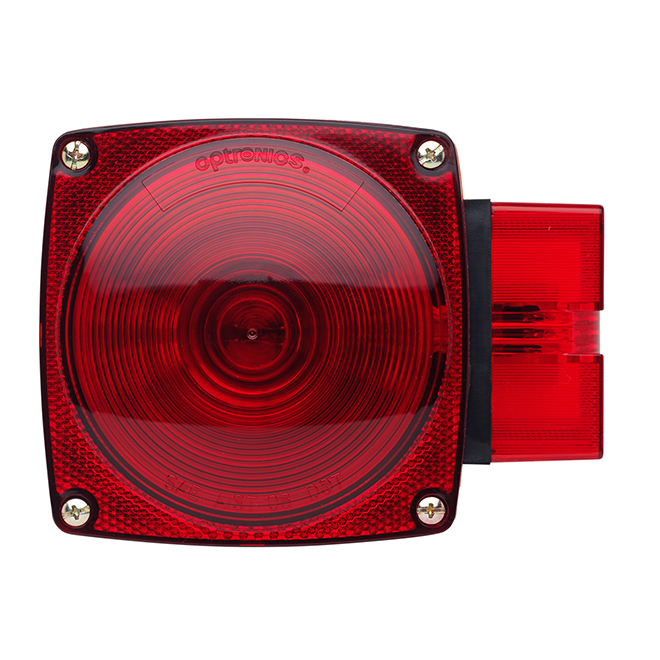 "Right Tail Light  - 80""- Red"