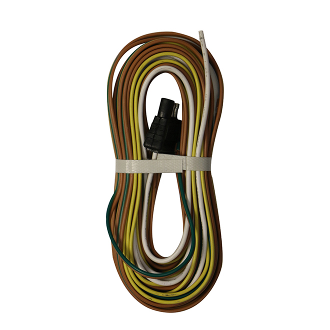 Wire Harness with 4 way Connector - 174""