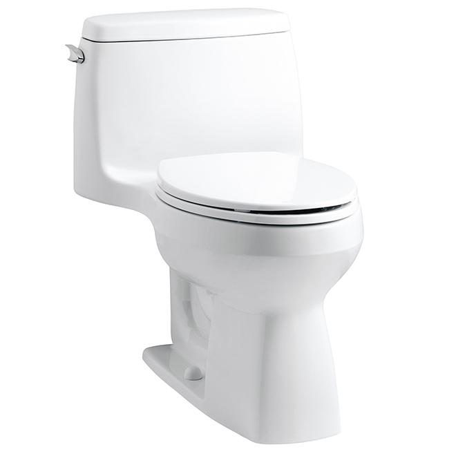 KOHLER(R) Santa Rosa(TM) 1 Piece Toilet - White