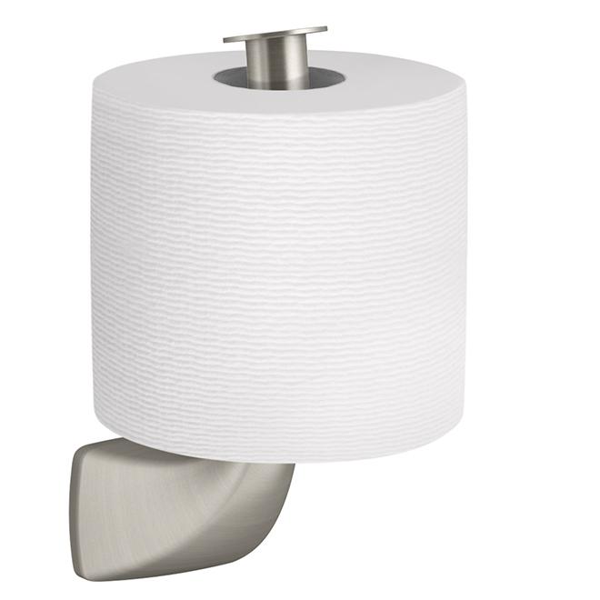 Porte-papier hygiénique Maxton, nickel brossé