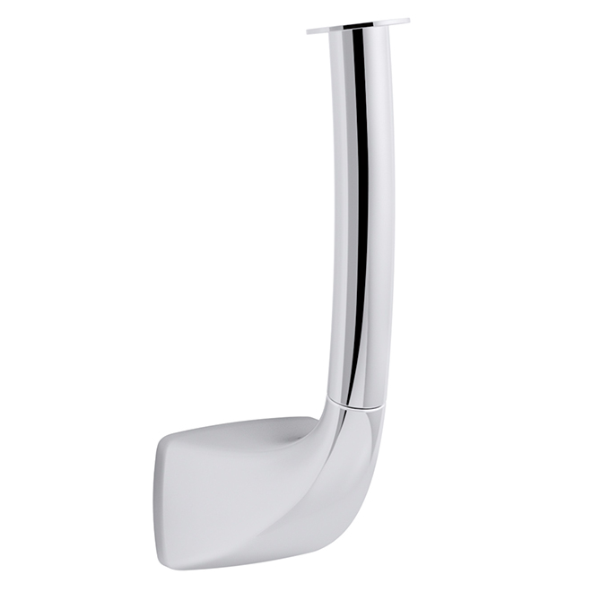 Maxton Toilet Paper Holder - Polished Chrome