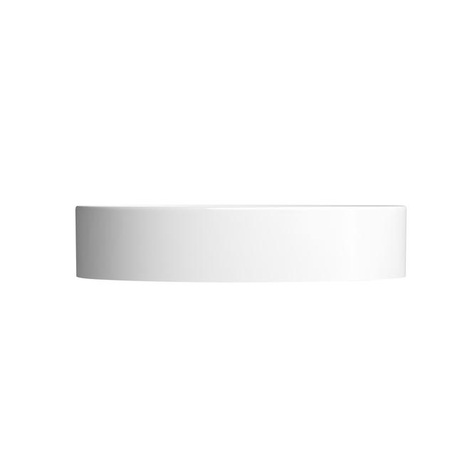Kohler Vox Built-in Oval Bathroom Sink - 20-in X 14.87-in  - White