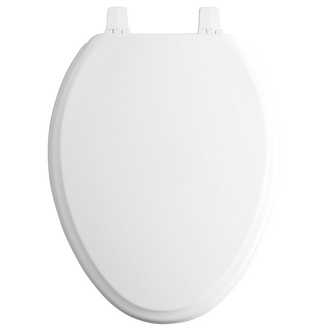 Moulded Wood Toilet Seat Ridgewood Kohler - Elongated - White