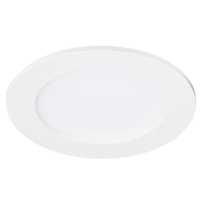"""Luminaire encastrable à montage direct SMD4-DM, 4"""", blanc"""