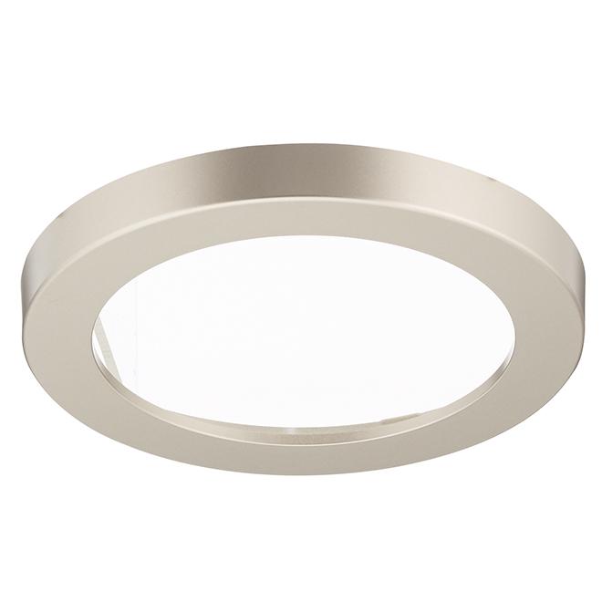 "SMD4 Recessed Lighting Round Trim - 4"" - Satin Nickel"