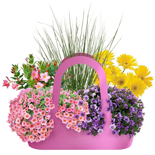 Serres Yargeau - Victorian Flower Arrangement - 17 In