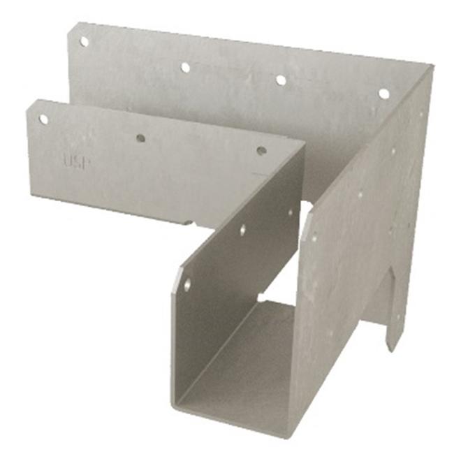 Corner Tie - 18-Gauge Steel - 90 Degrees