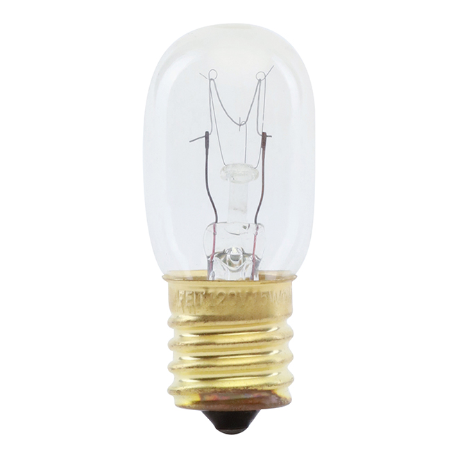 Incandescent Bulb T7 15 W - Dimmable - Bright White