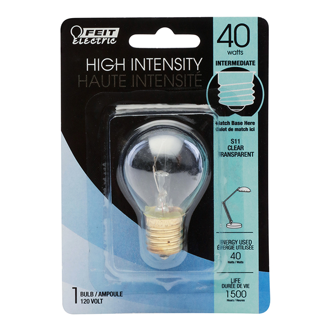 Bulb S11 E-17 - Dimmable - Bright White