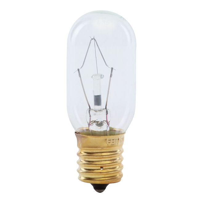 Ampoule T8 E-17, intensité variable, blanc brillant