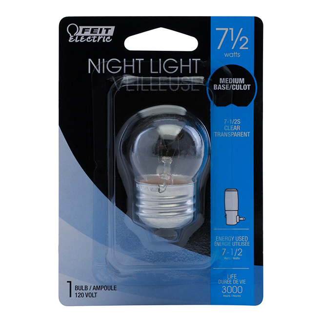 Incandescent Bulb T6.5 7.5 - Dimmable - Bright White