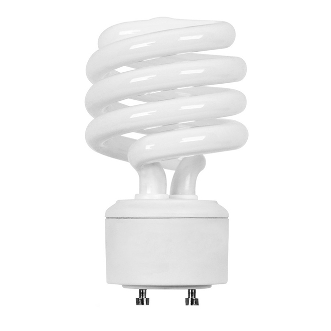 Compact Fluorescent Bulb 23 W - Non Dimmable - Soft White