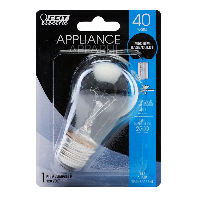 Bulb A15 E26 - Dimmable - Bright White