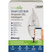 Ampoule intelligente E-26, intensité variable 4,5W, blanc doux