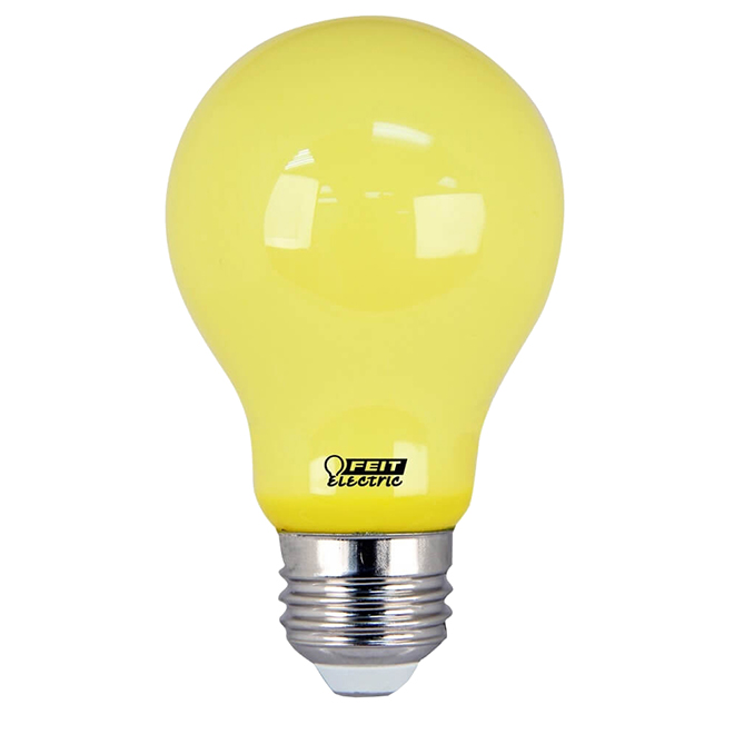 Bulb E-26 - Yellow
