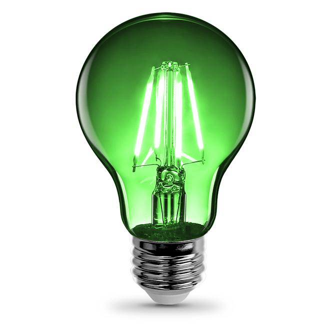 LED Bulb E26 - 3.6 W - Green
