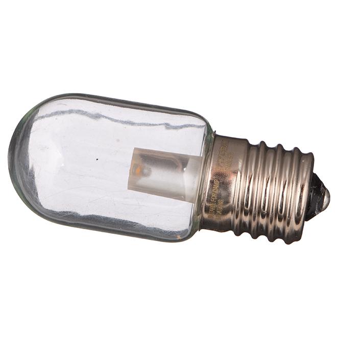 Feit Electric LED Bulb - T7 Refrigerator - 1.5 W - Warm White