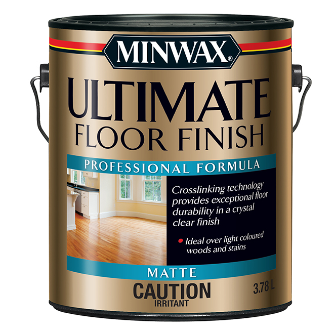 Ultimate Floor Finish - Professional - 3.78 L - Clear Matte