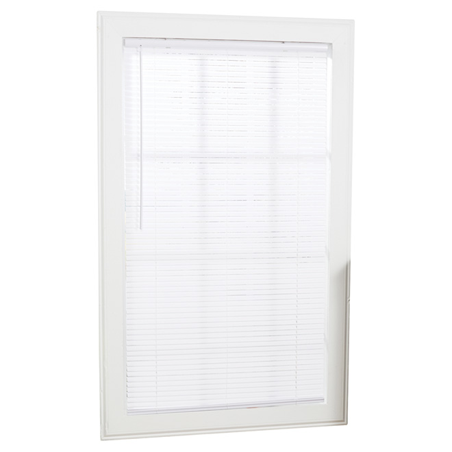 "Filtering Vinyl Shade - Cordless - 52"" X 64"" - White"