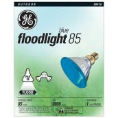 Outdoor PAR38 Bulb - 85 W - Dimmable - Blue