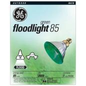 Outdoor PAR38 Bulb - 85 W - Dimmable - Green