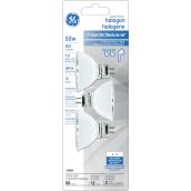 Halogen Bulb - MR16 - G5.3 - 50 W - Soft White - 3/pack